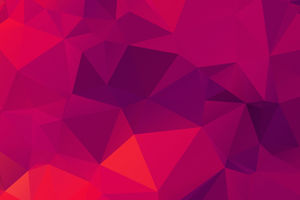 20 color polygonal three-dimensional high-definition background picture (below)
