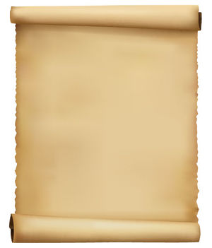 Classical scroll background image