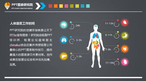 Human body instructions instructions ppt chart