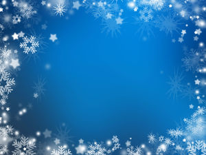 Ice and snow background blue background picture