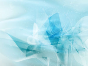 Light blue glare ppt background picture