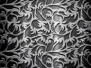 Metal texture background pattern embossed polishing effect picture
