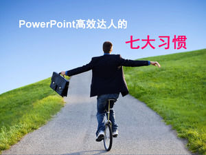 PowerPoint is up to seven habits
