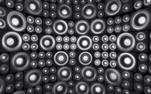 Sound wall background image