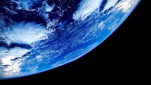 Super HD Blue Earth ppt pictures
