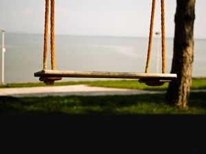 Swing snail lighthouse sea 4 beautiful slideshow background picture