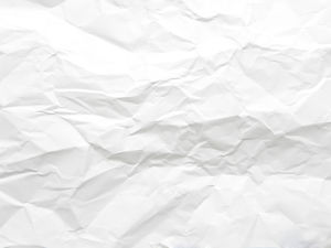 Wrinkled paper texture ppt background image material